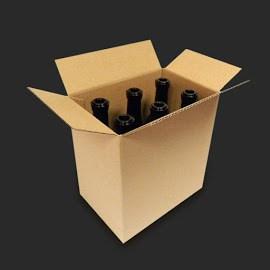 Pudełka na butelki