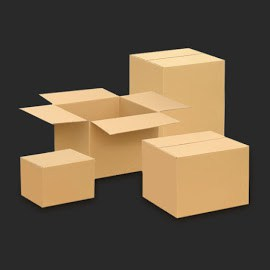 Pudelka tekturowe-wysyłkowe
